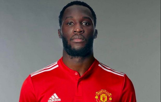 lukaku united shirt
