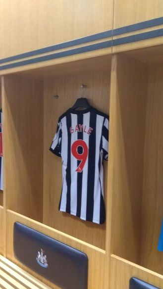 dwight gayle newcastle shirt