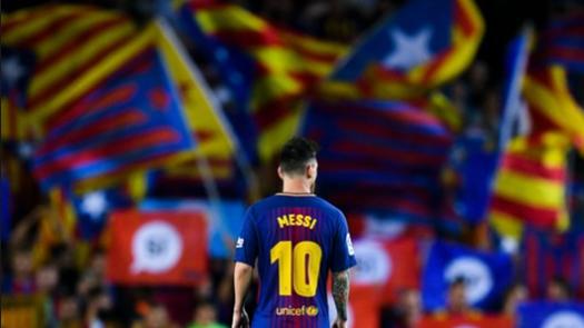 messi catalan