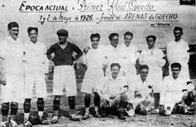 Real Oviedo first squad